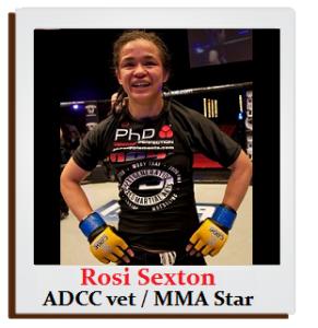 Rosi Sexton UFC